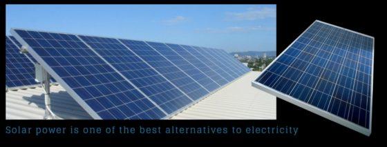 Grid-Tied Solar Power Plant Solution