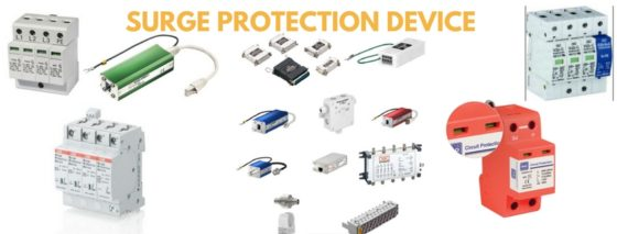 Surge protection device can save your equipment